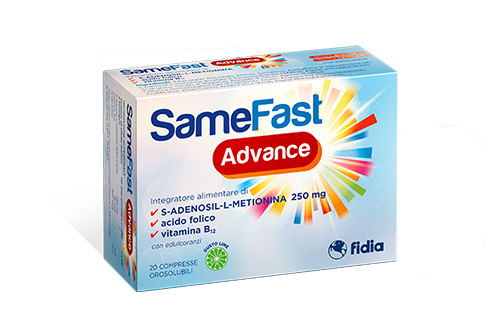 Scopri SameFast Advance, integratore alimentare per il tono dell'umore