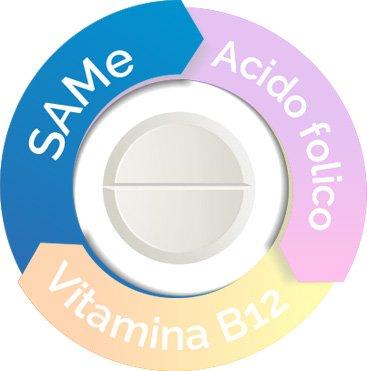 SAMe - Solfo-adenosil-l-Metionina - SameFast UP