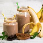 Ricette del buonumore: Smoothie cioccolato e banana