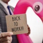 Le vacanze stanno finendo: come tornare in ufficio senza stress