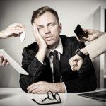 stress e stanchezza del lunedì
