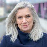 donna in menopausa di buonumore
